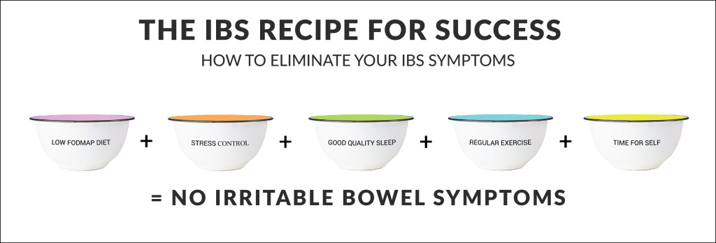 IBS Recipe for Success course